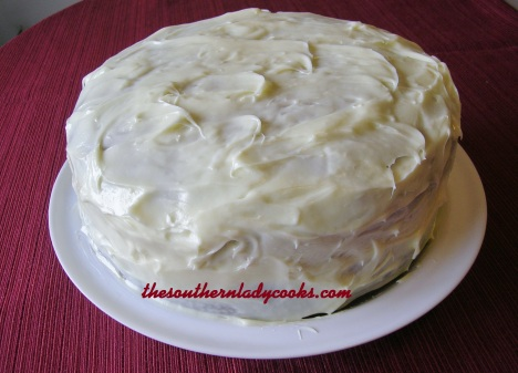 Old-Fashioned Carrot Cake (3) - Copy