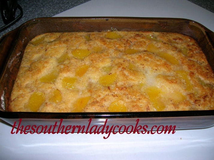 Easy Fruit Cobbler - Copy