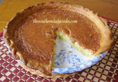 Vinegar Pie - Copy